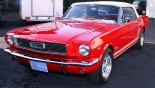 Ford Mustang Cabriolet 1966 3- AVG Capote