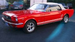 Ford Mustang Cabriolet 1966 7-8 AVG Capote 2