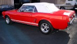 Ford Mustang Cabriolet 1966 7-8 ARG Capote