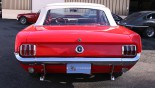 Ford Mustang Cabriolet 1966 face AR