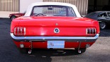 Ford Mustang Cabriolet 1966 face AR 2