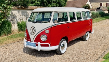 VW COMBI T1 MINI BUS 1972