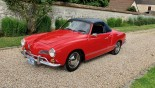 VW KARMANN GHIA 1967