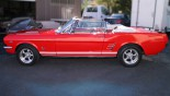 Ford Mustang Cabriolet 1966 profil G