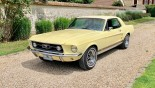 FORD MUSTANG COUPE GTA 1968