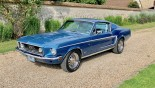 FORD MUSTANG FASTBACK GT 1968