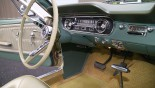 Ford Mustang Fastback 1965 console