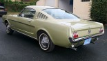 Ford Mustang Fastback 1965 3_4 ARD