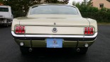 Ford Mustang Fastback 1965 face AR