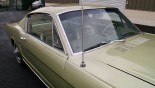 Ford Mustang Fastback 1965 antenne