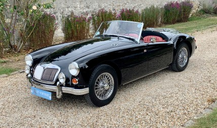 MG A 1960 Roadster