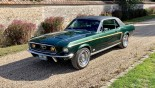 FORD MUSTANG GT 1969
