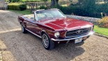 FORD MUSTANG CAB 1967
