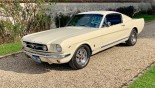 FORD MUSTANG GT FASTBACK 1965