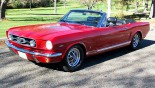 Ford Mustang Convertible GT 1965