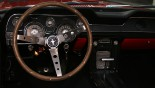 Ford Mustang Cab GTA 1968 tableau bord