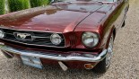 FORD MUSTANG 1966 CABRIOLET