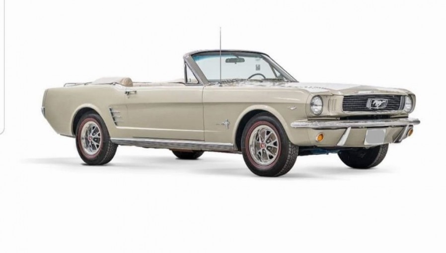 FORD MUSTANG CAB 1966