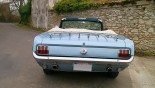 Ford Mustang Cab GT 1966 face AR
