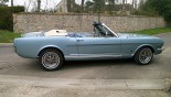 Ford Mustang Cab GT 1966 profil D