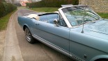 Ford Mustang Cab GT 1966 antenne