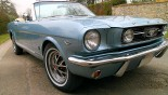Ford Mustang Cab GT 1966 feux AVD