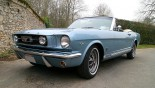 Ford Mustang Cab GT 1966 feux AVG 2