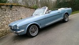 Ford Mustang Cab GT 1966 profil G