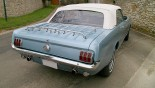 Ford Mustang Cab GT 1966 3_4 ARD + capote