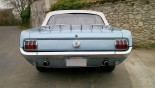 Ford Mustang Cab GT 1966 face AR + capote