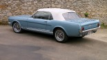 Ford Mustang Cab GT 1966 7_8 ARG + capote 2