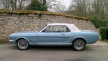 Ford Mustang Cab GT 1966 profil G + capote