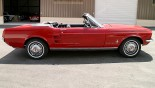 Ford Mustang Cabriolet 1967 vue ext 1
