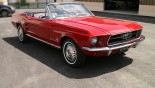 Ford Mustang Cabriolet 1967 vue ext 10