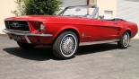 Ford Mustang Cabriolet 1967 vue ext 14
