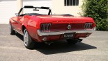 Ford Mustang Cabriolet 1967 vue ext 19