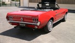 Ford Mustang Cabriolet 1967 vue ext 23