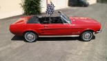 Ford Mustang Cabriolet 1967 vue ext 25