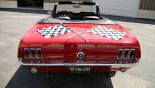 Ford Mustang Cabriolet 1967 vue ext 26
