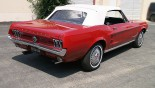 Ford Mustang Cabriolet 1967 vue ext 27
