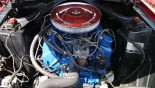Ford Mustang Cabriolet 1967 moteur 1
