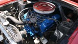 Ford Mustang Cabriolet 1967 moteur 2