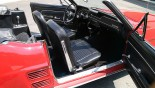 Ford Mustang Cabriolet 1967 vue int 3
