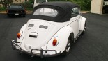 VW Coccinelle Cabriolet 1966 Angle ARD