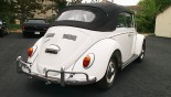 VW Coccinelle Cabriolet 1966 Angle ARD 2