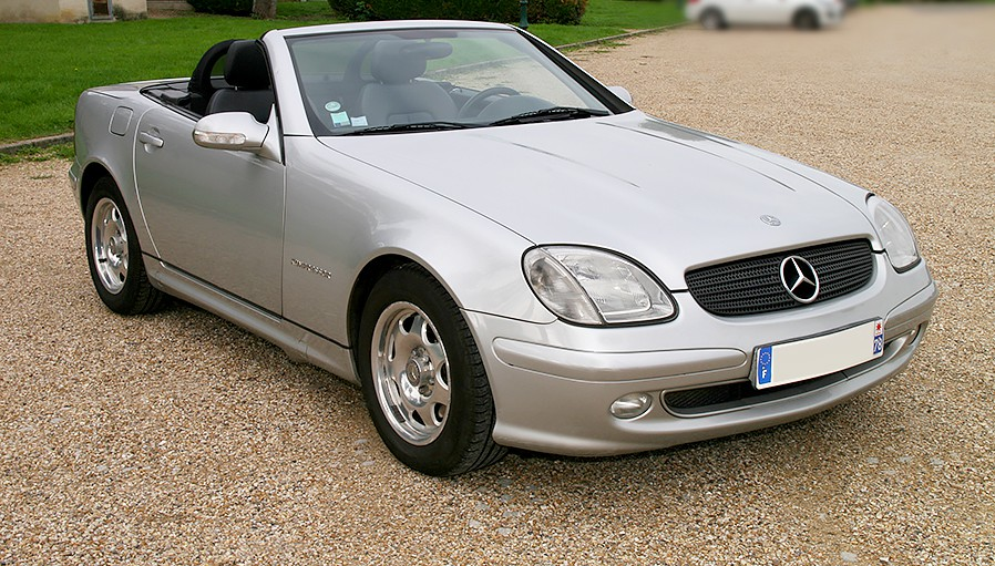 mercedes slk 200 kompressor coup cabriolet. Black Bedroom Furniture Sets. Home Design Ideas