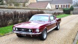 FORD Mustang Fastback 1967