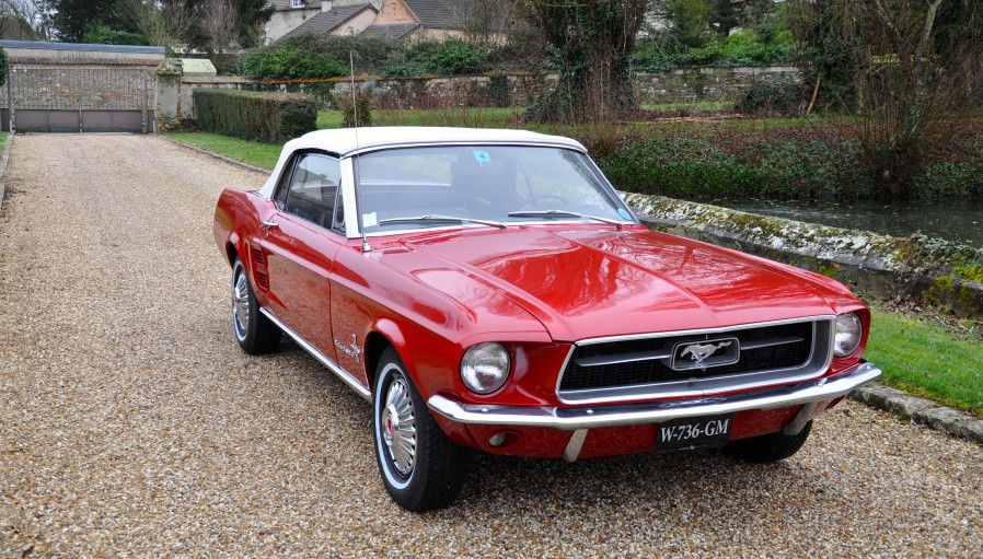 ford mustang convertible 1967 vendre. Black Bedroom Furniture Sets. Home Design Ideas