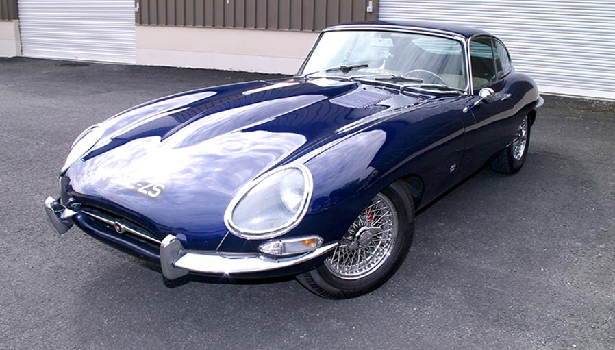 Jaguar Type-E 1964