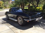 CHEVROLET CORVETTE C2 COUPE